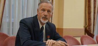 МИХАИЛ МАКАРУК: Представители нашей Церкви держат флаг патриотического воспитания и духовных основ защиты Отечества