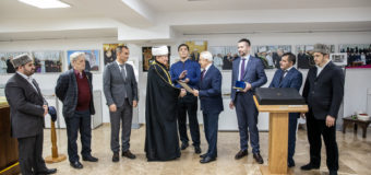 ВСТРЕЧА С МУФТИЕМ БЕЛАРУСИ АБУ-БЕКИРОМ ШАБАНОВИЧЕМ