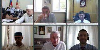 АХМЕД НАДИРБЕГОВ: Сотрудничество мусульманских общин Дагестана и Беларуси в деле противодействия экстремизму, поддержания мира и согласия