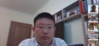 ИНЬ БИНЬ: От лица Китая, с удовольствием будем участвовать в проектах и мероприятияхМеждународной Общественной Палаты